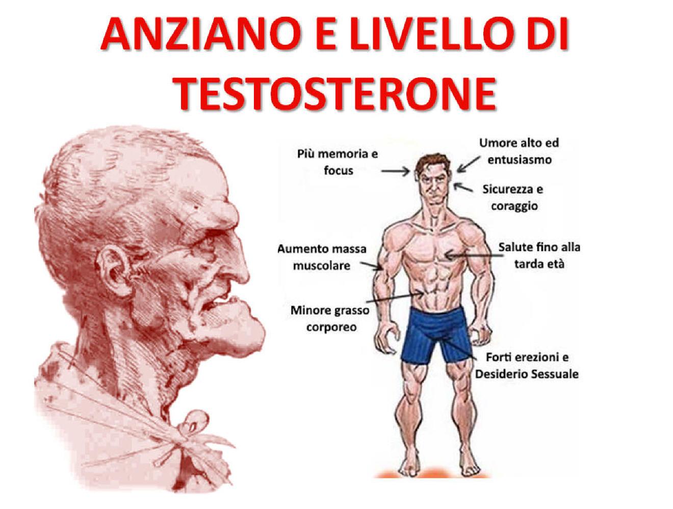 livelli di testosterone ed erezioni)